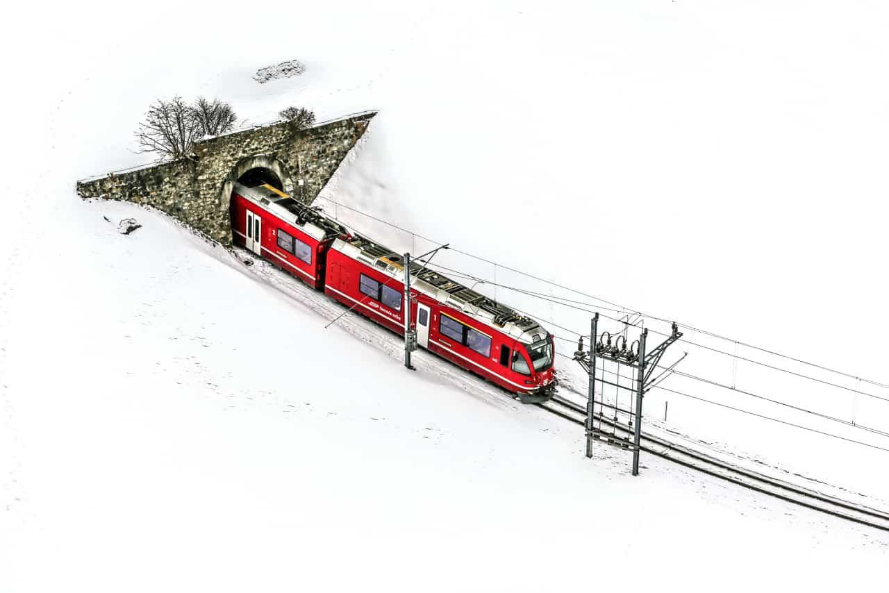 "Klaus Eppele, ""Rätische Bahn"", Canon EOS 5D Mark III"