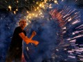 """Dirk Olaf Leimann, B-Edegem, """"Fireworks"""", Leica V-Lux"""