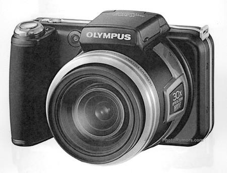 olympus-sp800