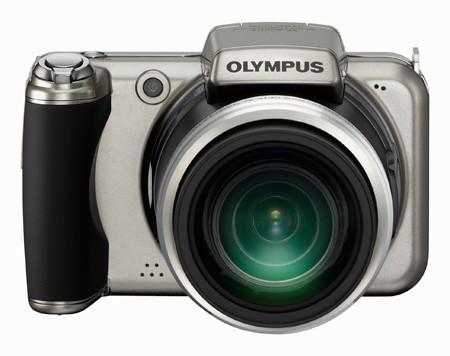 olympus_SP-800UZ-Silver-front