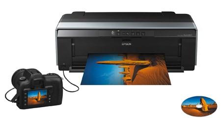 Epson Stylus Photo R2000 A3+ Drucker