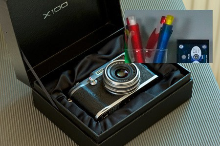 Fujifilm X100 Rausch und ISO Vergleich