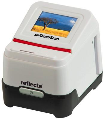 reflecta x6-TouchScan Dia und Negativ Scanner