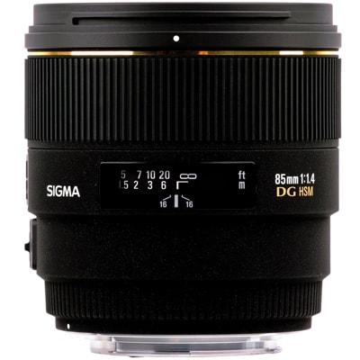 Sigma EX 1,4/85 mm DG HSM Testbilder Praxis