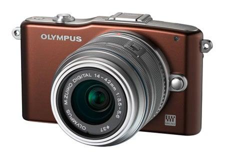 Olympus E-PM1 Mini