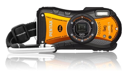 Pentax WG1 Orange