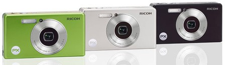 Ricoh PX Outdoor Kamera