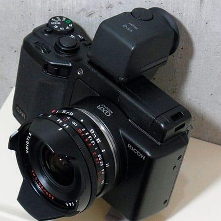Rioch GXR M Bajonett Leica