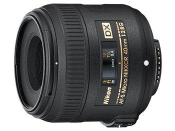 Nikon AF-S DX Micro-NIKKOR 2,8/40 mm