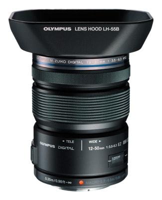 Olympus Zuiko ED 12-50 mm für PEN