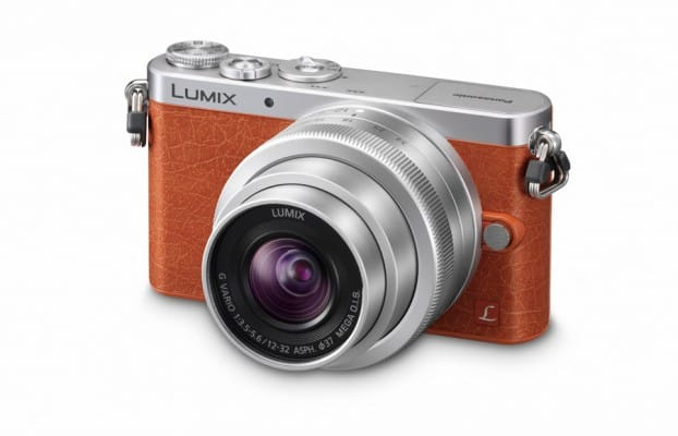 Lumix GM1 in Orange