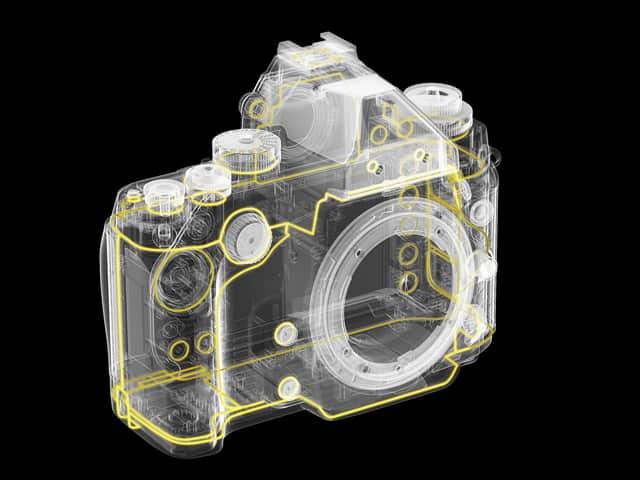 Nikon_DF_Sealing