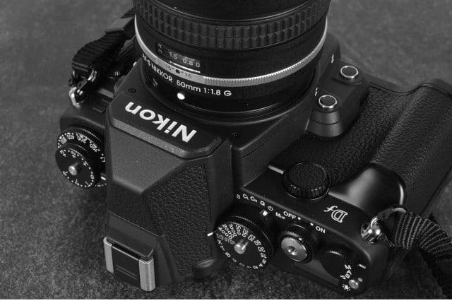 Klassische Optik - die Nikon Df