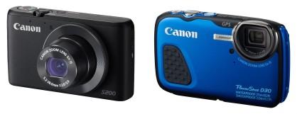 Canon D30 S200