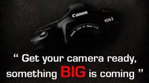 Doch keine Mittelformat-Kamera von Canon?