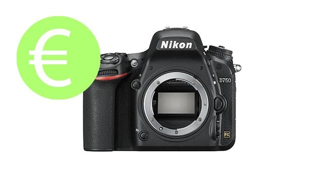Nikon D750 angebot