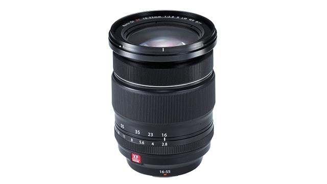 Fuji XF16-55 mm