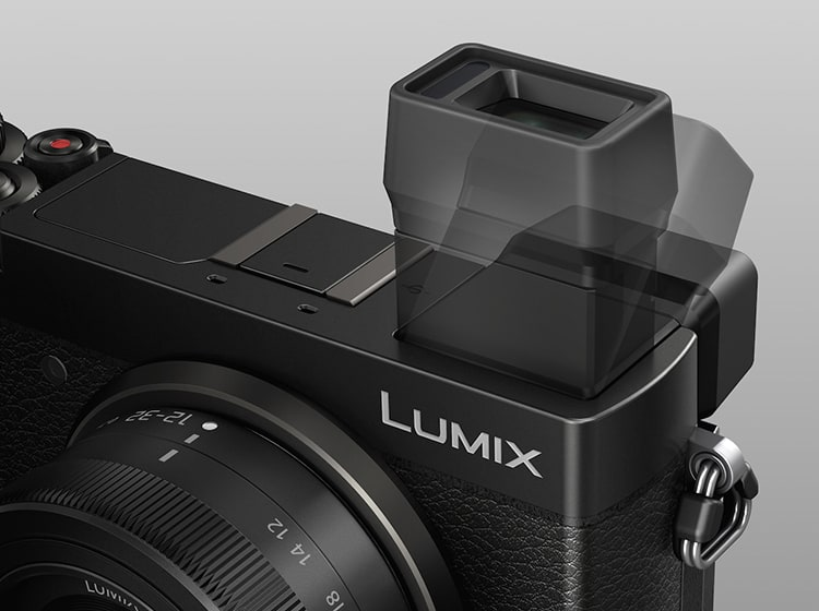 Panasonic Lumix GX8 Detail