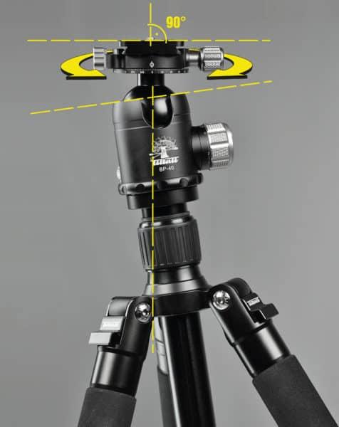 Kaiser Fototechnik Tiltall BP-40