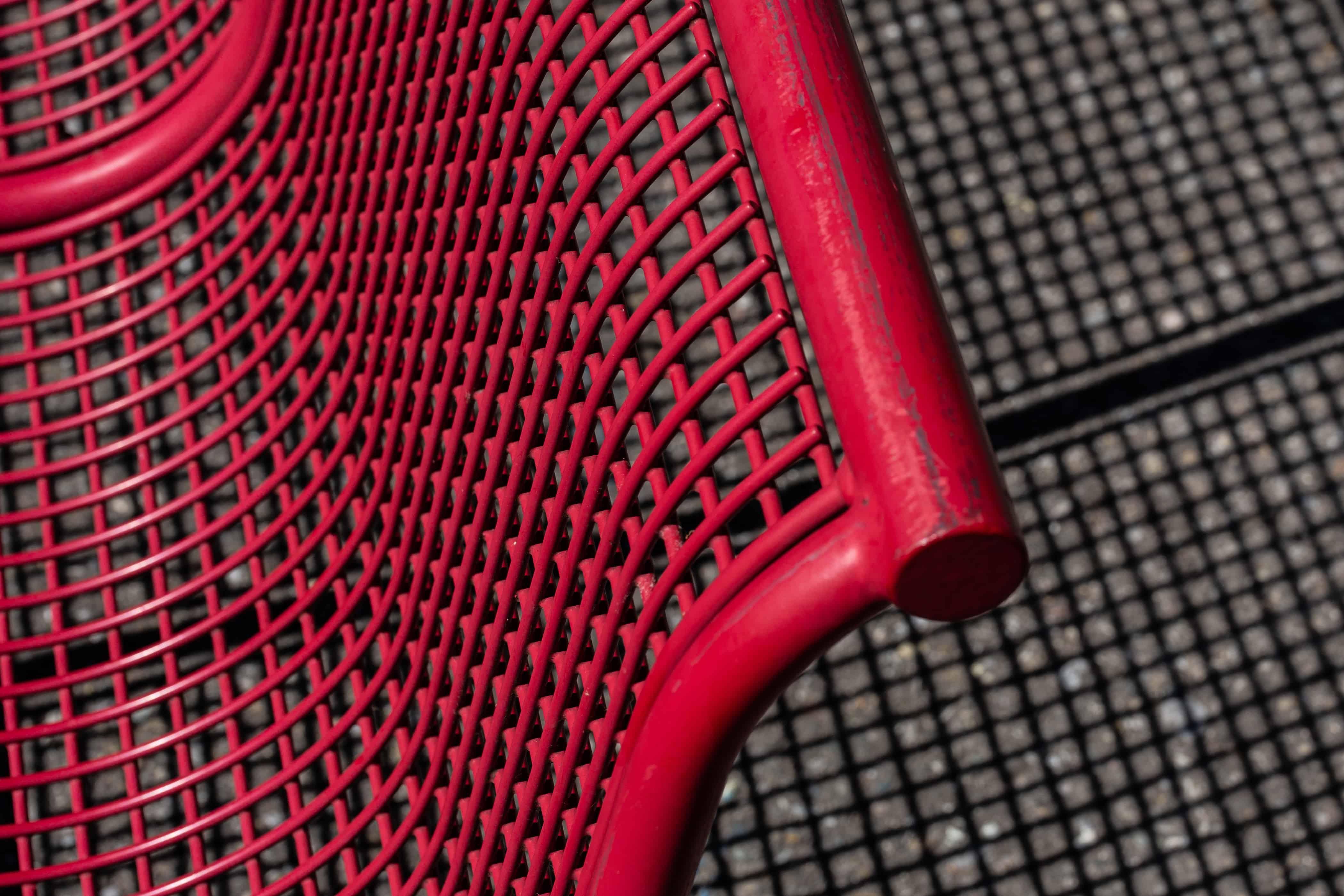 Gitter und Schatten / Sigma 70 mm Macro