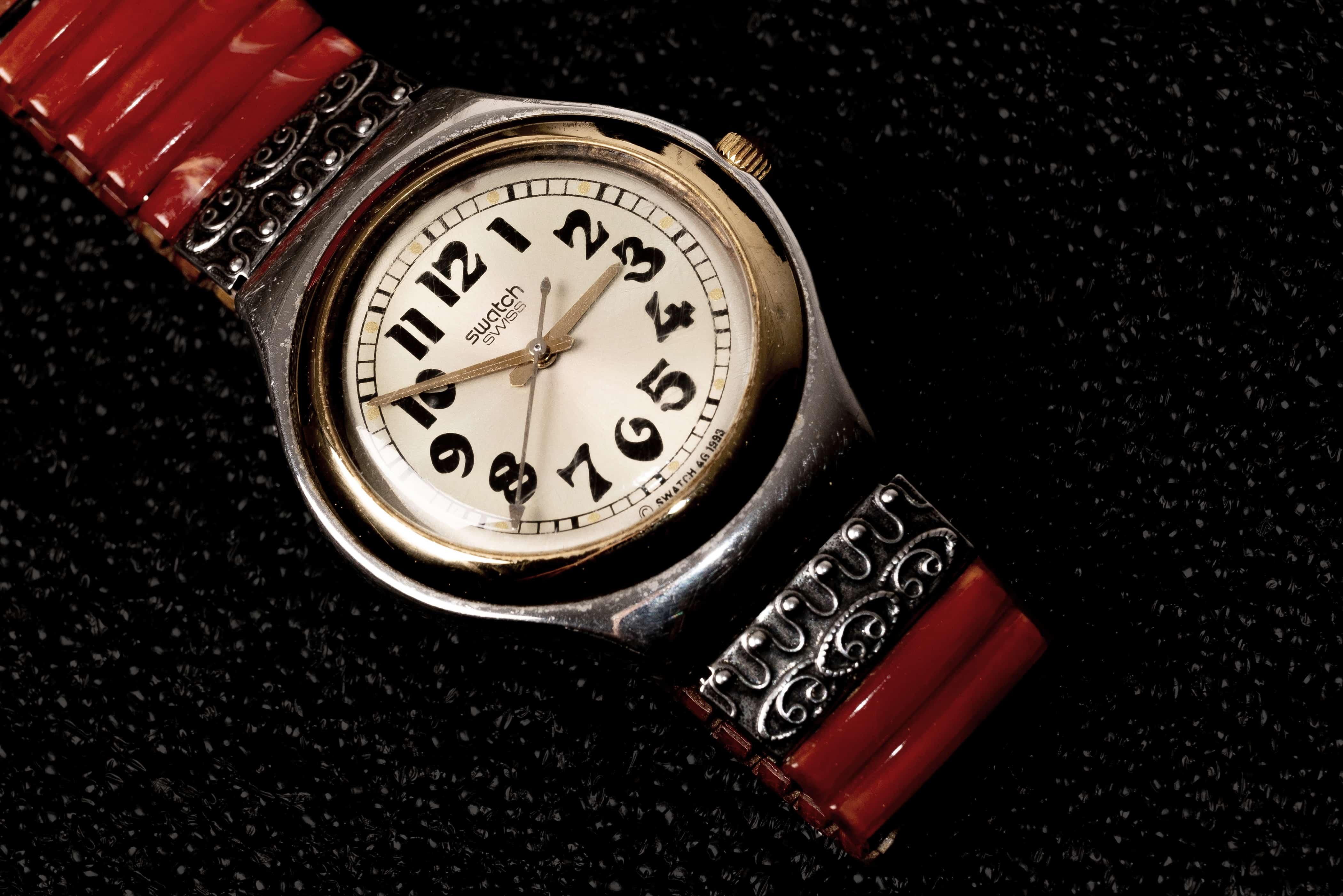 Swatch / Sigma 70 mm Macro