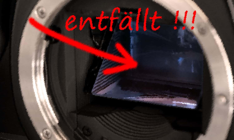 Symbolbild Spiegellose Kamera