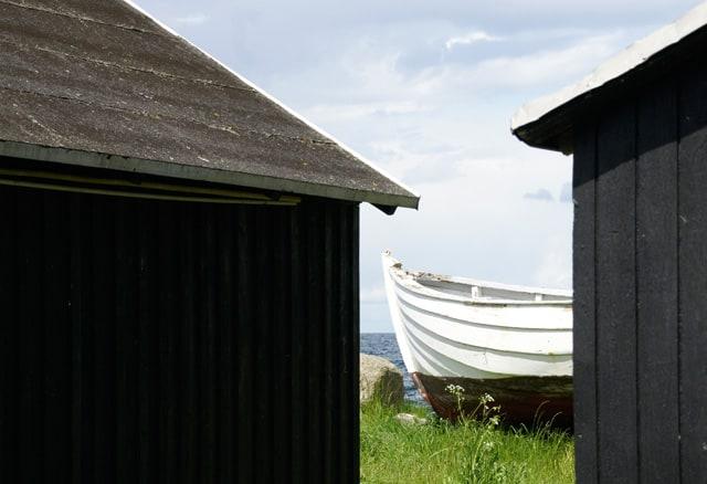 Bild 10 - Bornholm - Teglkaes