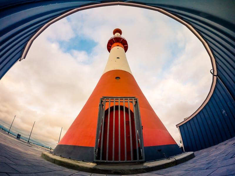 Minarett in Bremerhaven