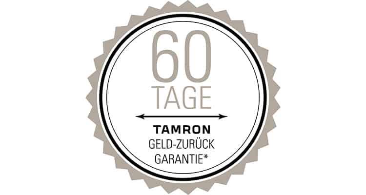 Tamron 60 Taga garantie