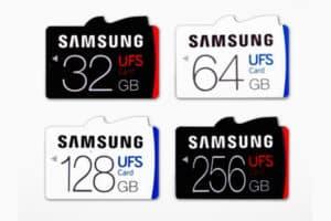 Samsung UFS 1