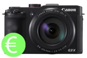Angebot Canon G3x