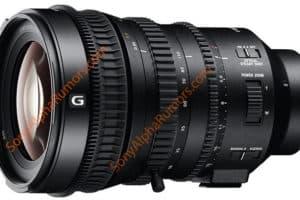 Sony 18-110 mm E-Mount