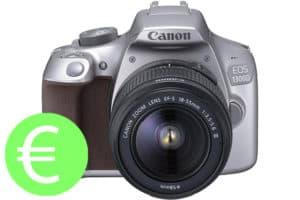 EOS 1300D Grau Angebot