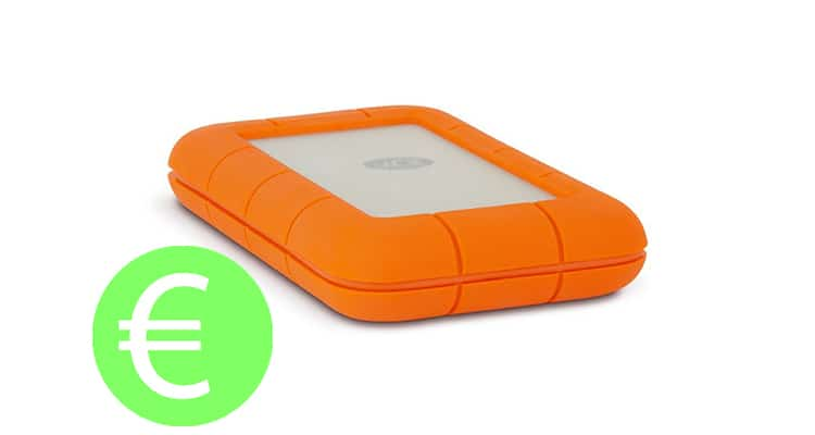 Lacie Rugged SSD Angebot