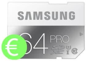 Angebot Samsung SDXC