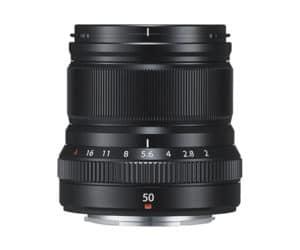 Fuji XF50mmF2