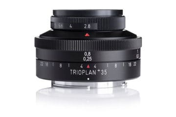 Meyer-Optik Trioplan 35