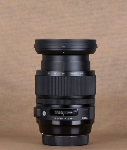 Sigma 24-105 mm f4 Art