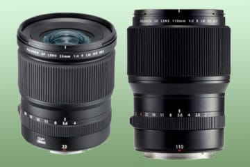Fujifilm GF-Objektive