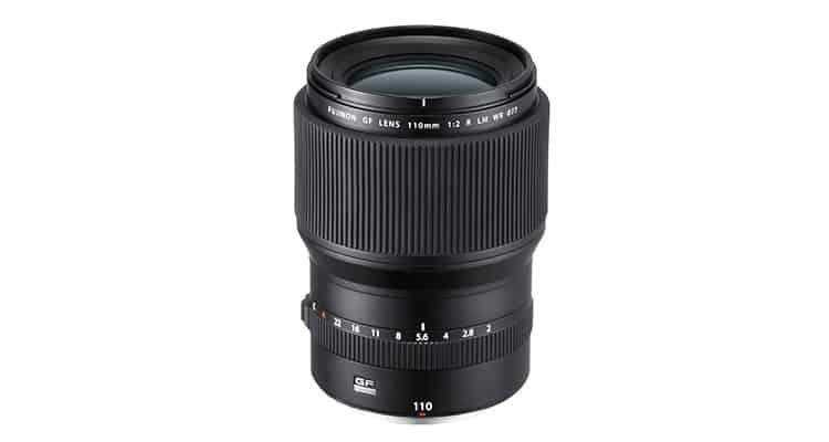 Fujifilm GF110 mm
