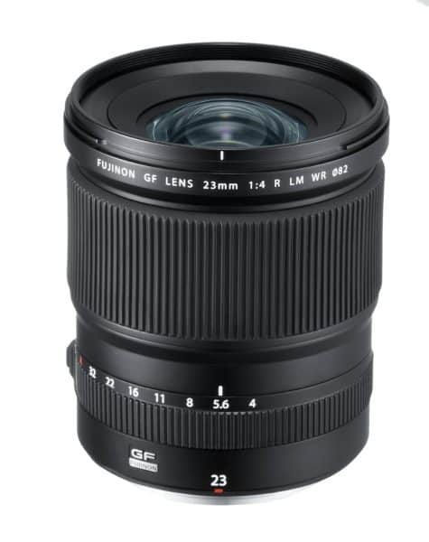 Fujifilm GF 23 mm