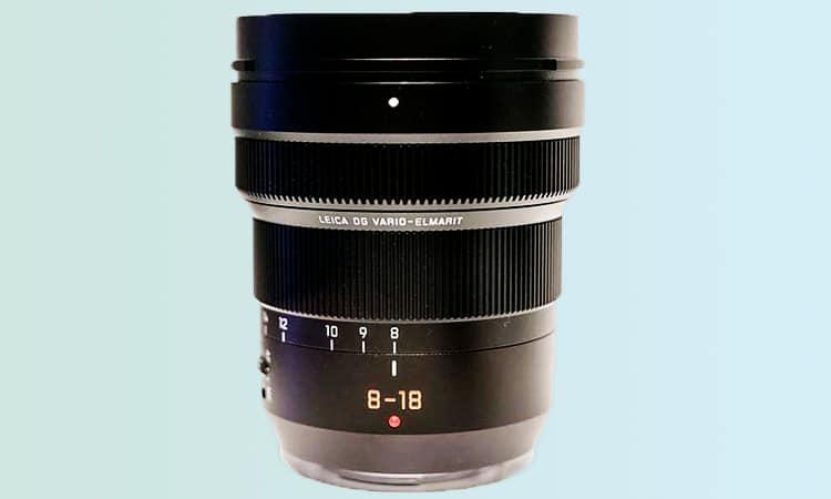 Panasonic 8-18 mm