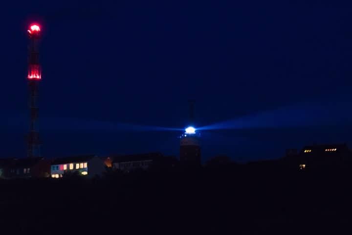 Helgoland Leuchtfeuer