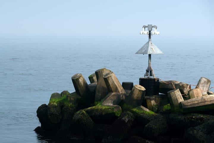 Helgoland Seezeichen