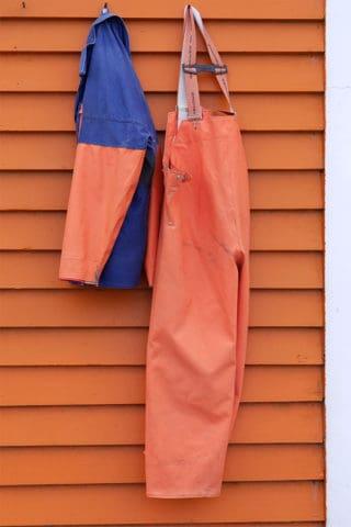 Helgoland Fischerkleidung