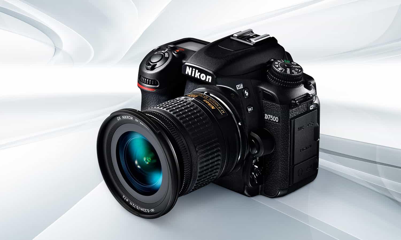 Nikon 10-20 mm an D7500
