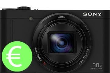 Sony WX500 Angebot
