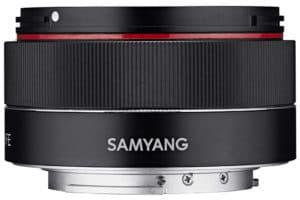 Samyang 2,8/35 mm AF