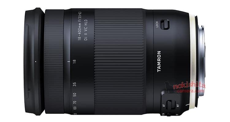 Tamron 18-400 mm