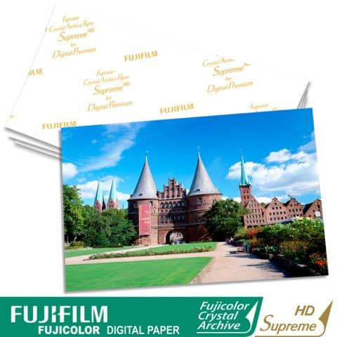 Fujifilm Fotopapier